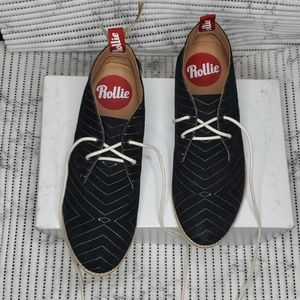 Rollie Chukka Derby Styled Lace Up Shoe Size 5